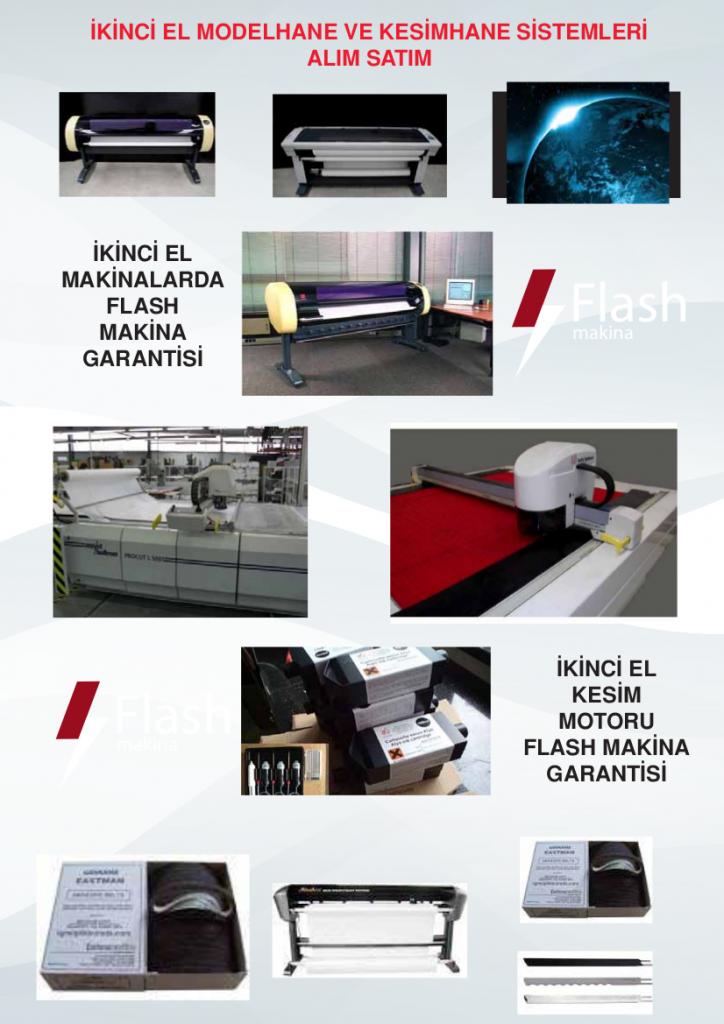 teknik servis ikinci el modelhane sistemi